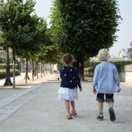Guide - børn i Paris