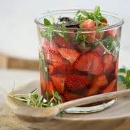 Opskrifter med jordbær