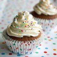 Marcipan Cupcake