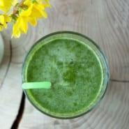Lækker grøn juice
