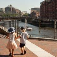 Oplev Hamborg med børn - Miniguide