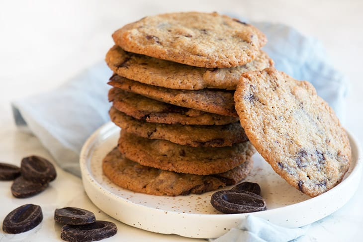 cookies chokolade nødder
