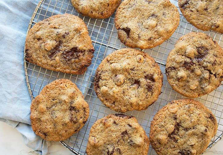 cookies opskrift nem