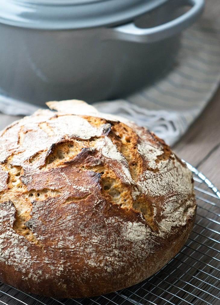 Brød gryde