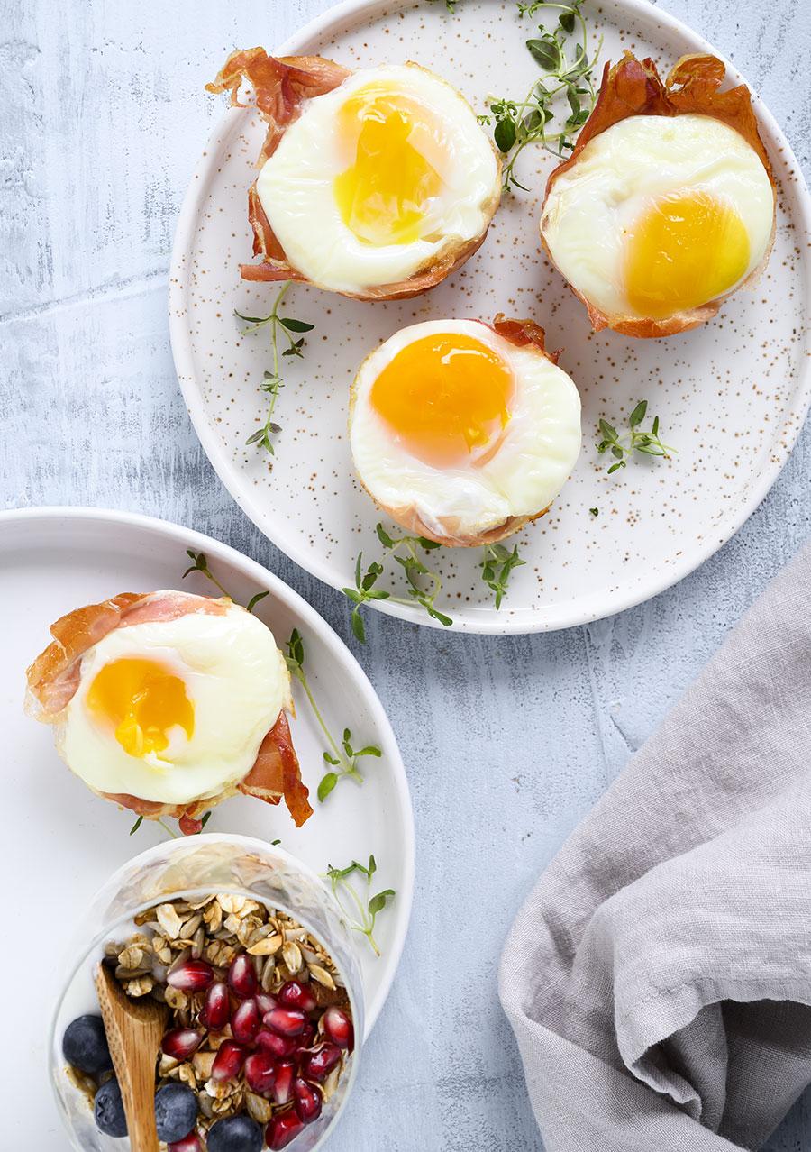 æg serranoskinke