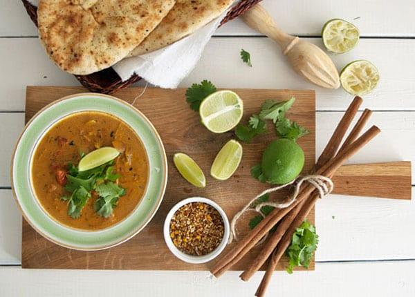 curry-opskrift-kylling