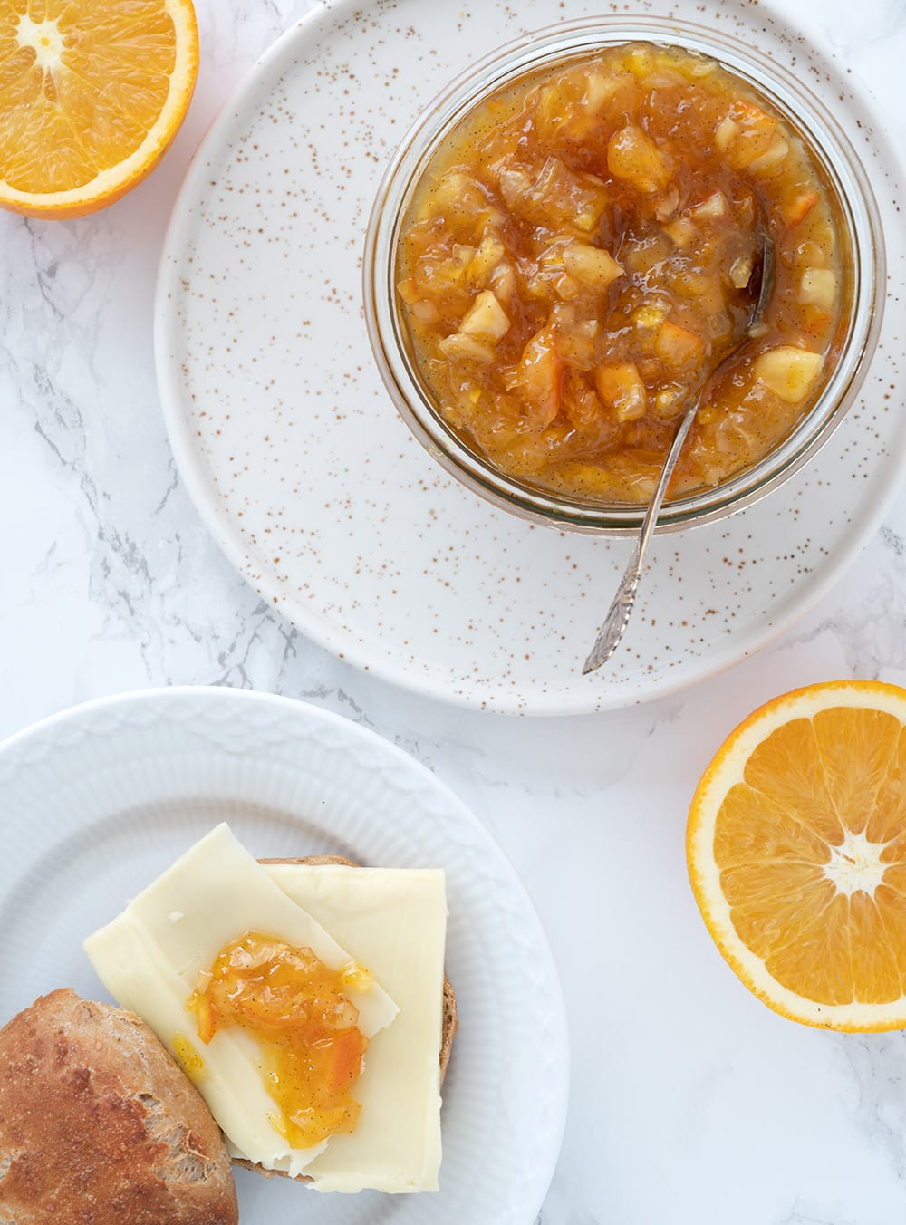 appelsinmarmelade opskrift