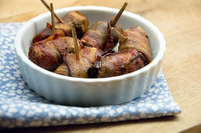 Dadler og bacon