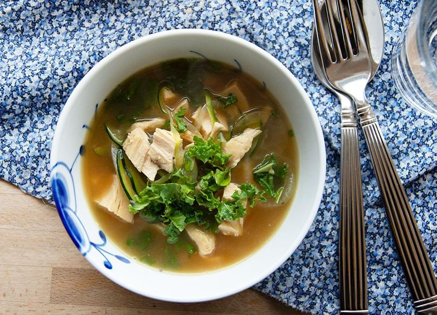 god suppe til mange