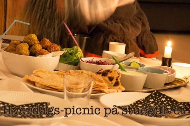 picnic-i-stuen