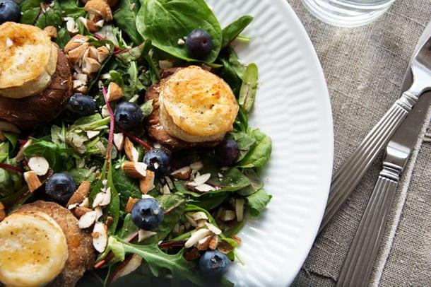 gedeost salat opskrift