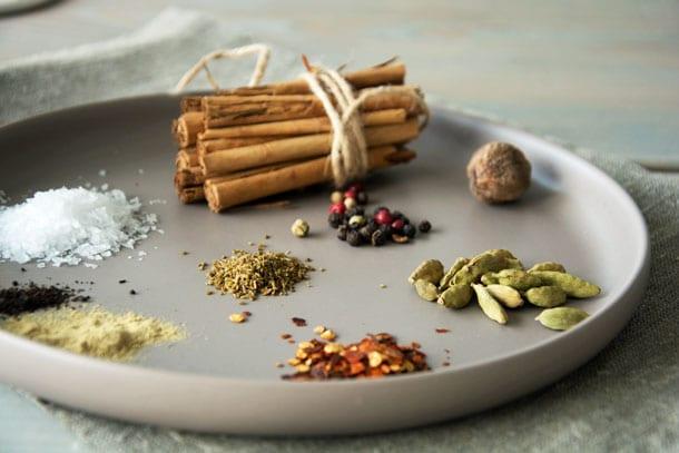 basis-krydderier