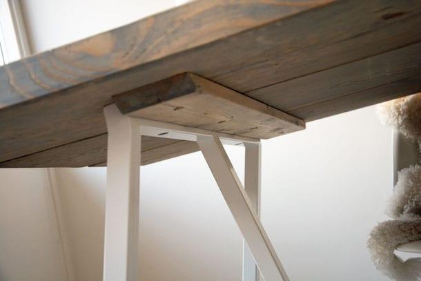Lav stabile bordben til spisebord? - Lav-det-selv.dk