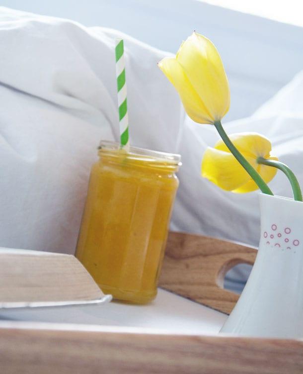 appelsinmyntejuice