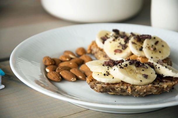 banan-og-peanutbutter