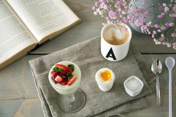 mynte yoghurt