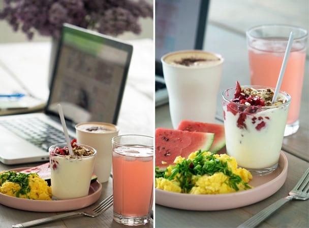 morgenmad-med-aeg-og-rabarber