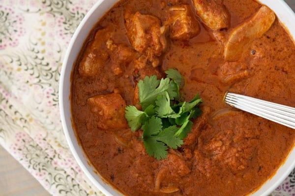 indisk mad opskrift kylling