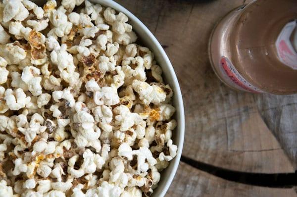Sourcream & Onion Popcorn