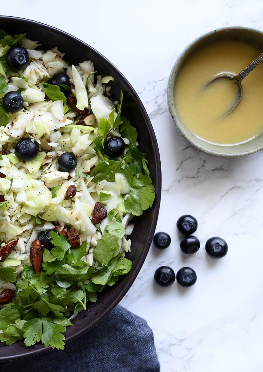 Hvidkål salat