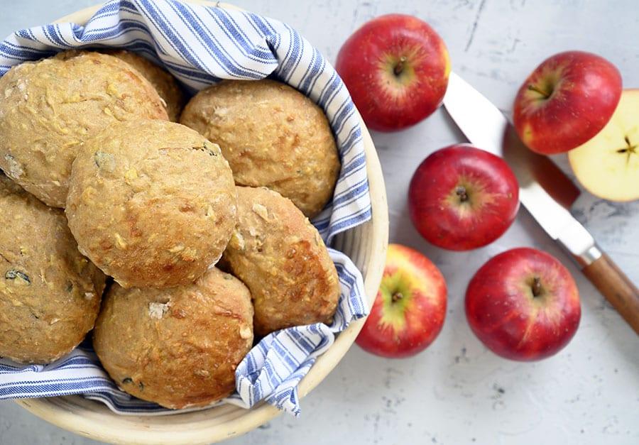 æbleboller