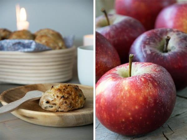æbleboller opskrift