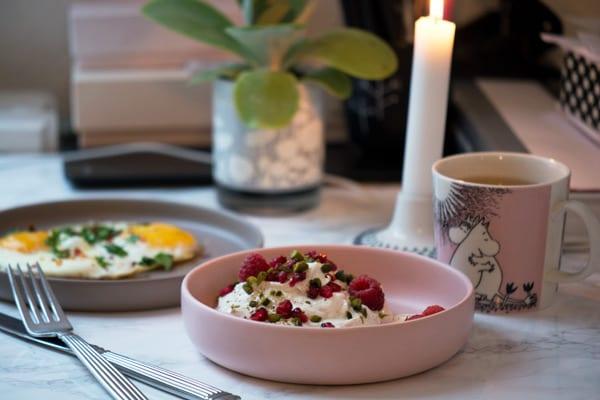 Morgenmad mandag