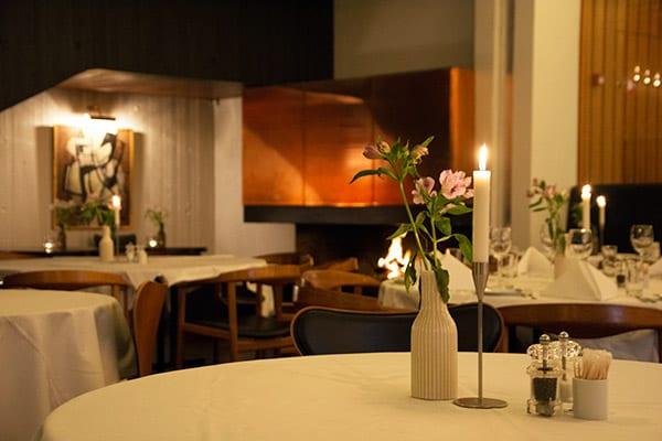 Schæffergården Gentofte middag