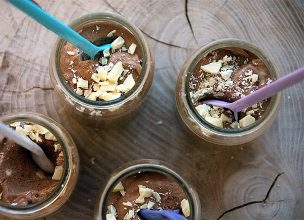 chokolademousse opskrift