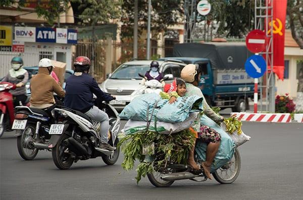 vietnam-trafik