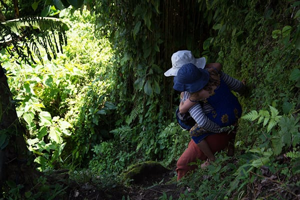 trekking-with-kids-ubud