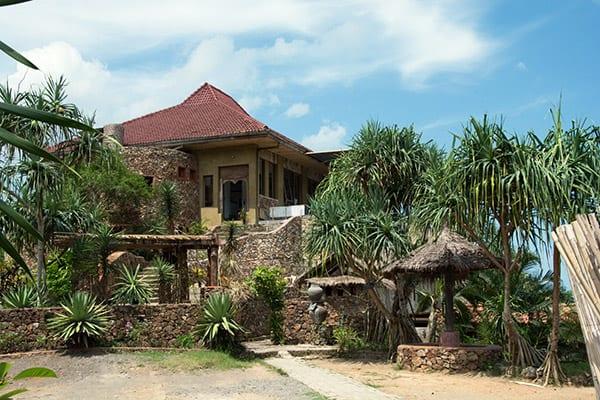 smukkeste udsigt lombok restaurant