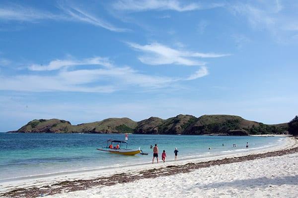 stranden lombok
