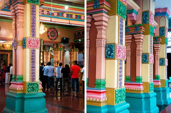 Hinduist-tempel