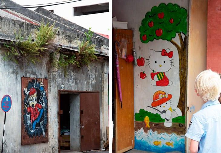 Streetart-malaysia