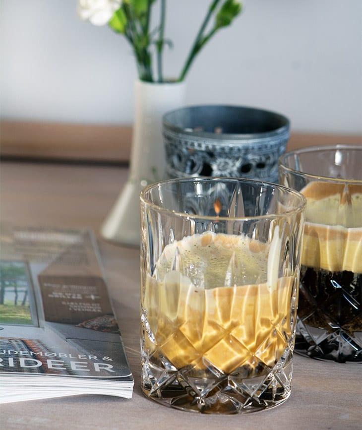 Hanoi Egg Coffee - 2 glas