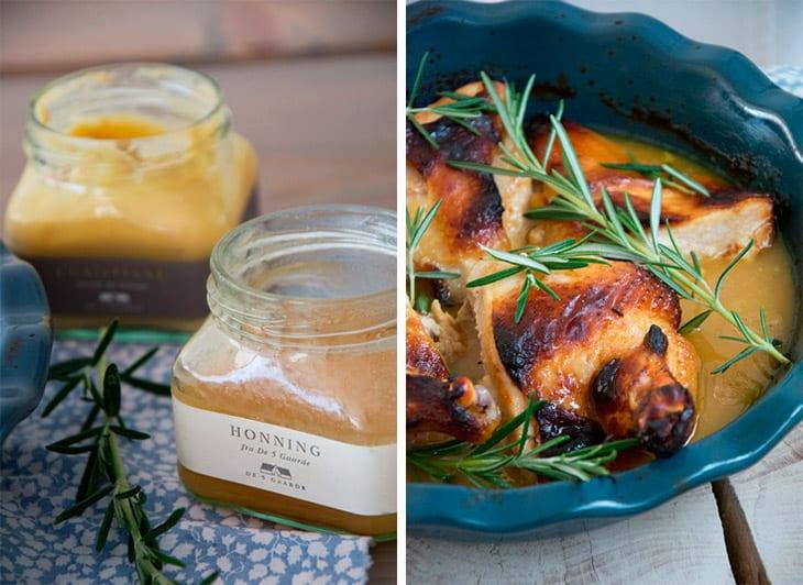sennep-og-honning-kylling