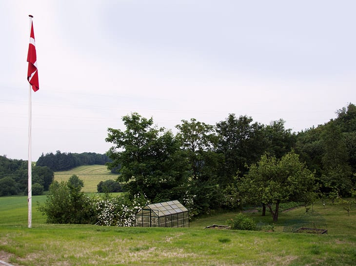 Sommer på landet