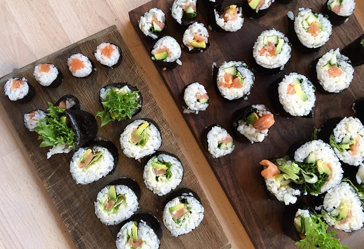 hjemmelavet-sushi