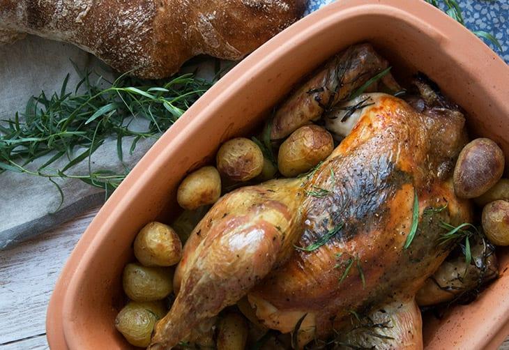 hel kylling stegeso