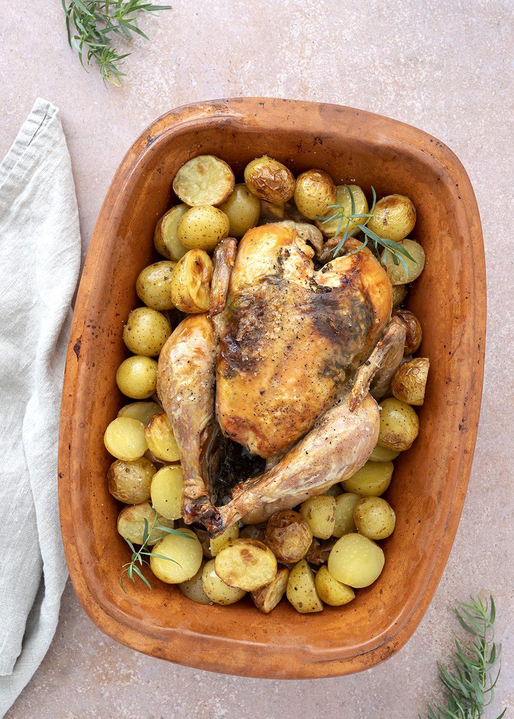 kylling rømertopf