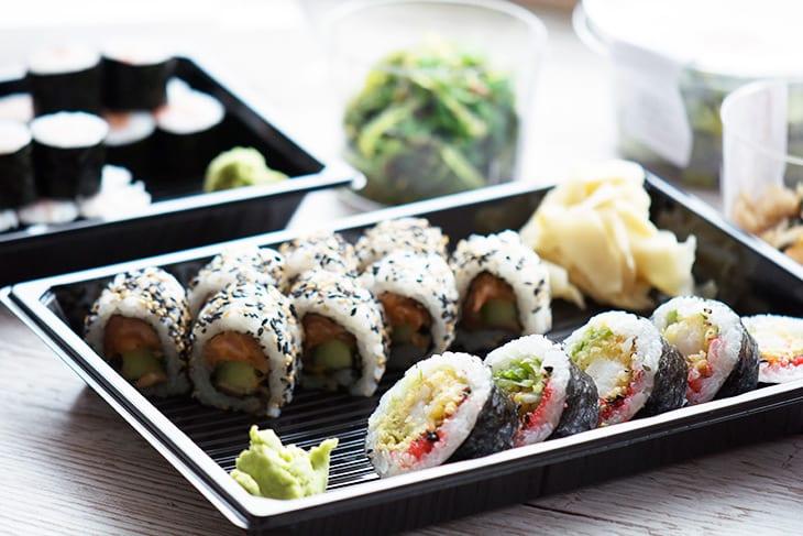 sushi sota aarhus