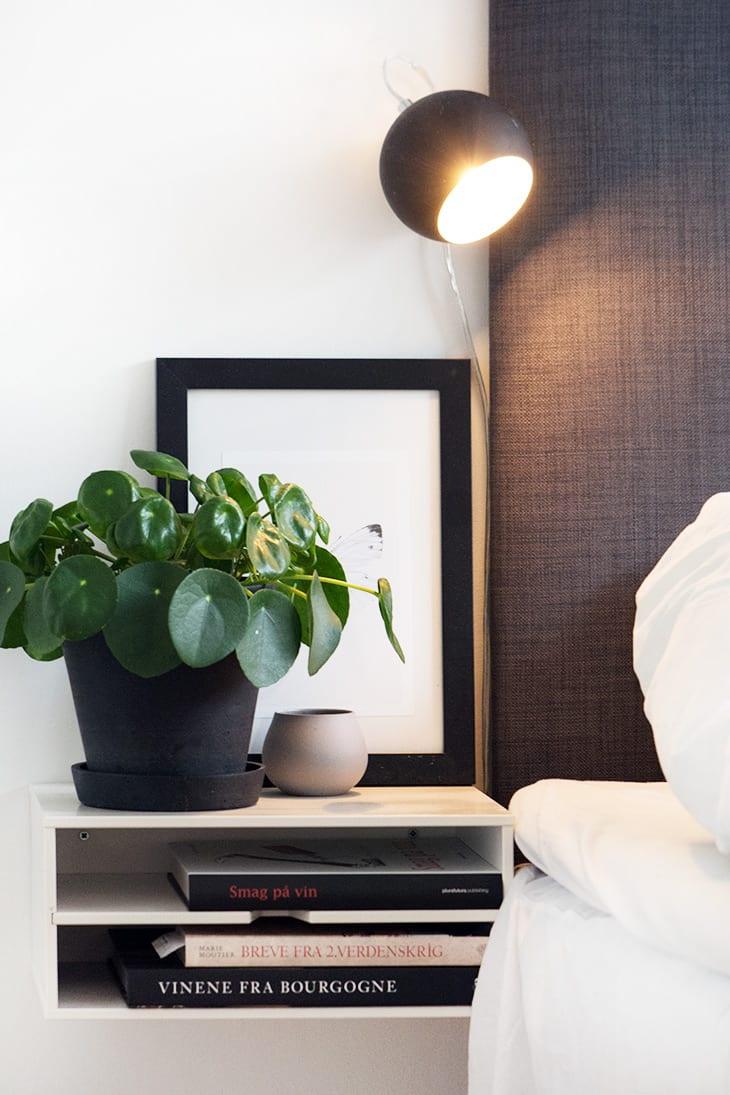 Frisk Soveværelse - DIY sengegavl og sengeborde inspiration OQ-41