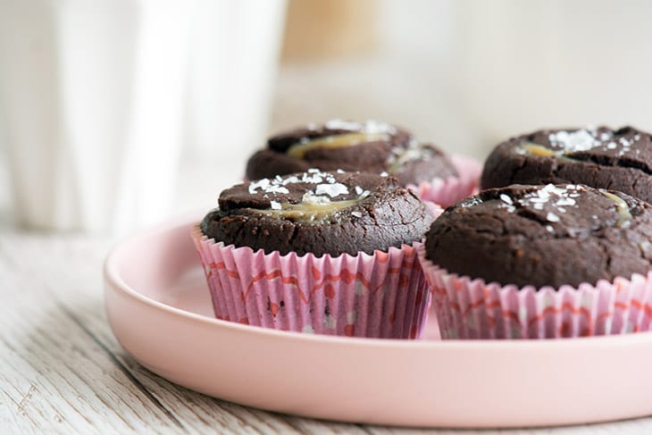 Karamel Muffins