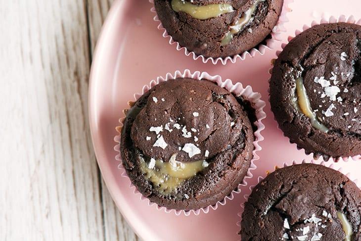 Saltkaramel Muffins