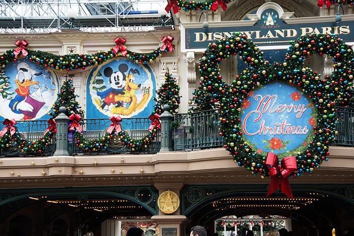 Disney-jul