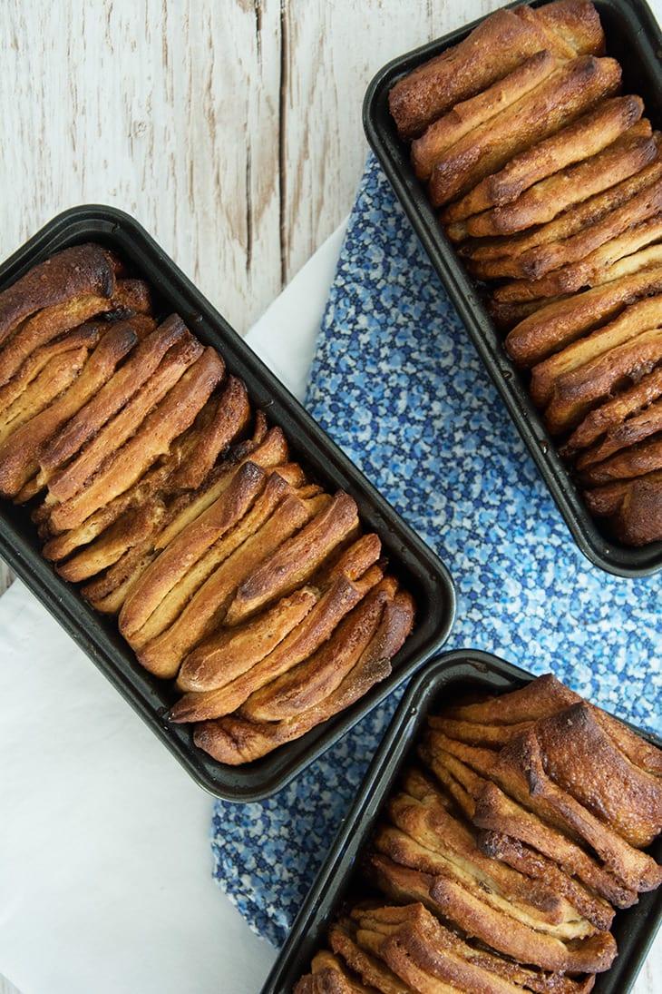 Kanelbrød – Pull Apart Bread