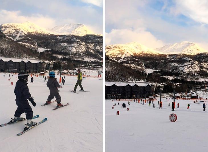 Fjordline-skiskole