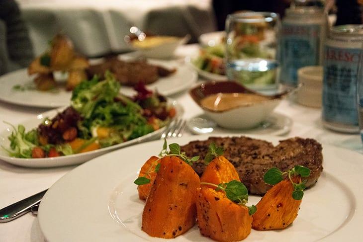 middag-fjordline