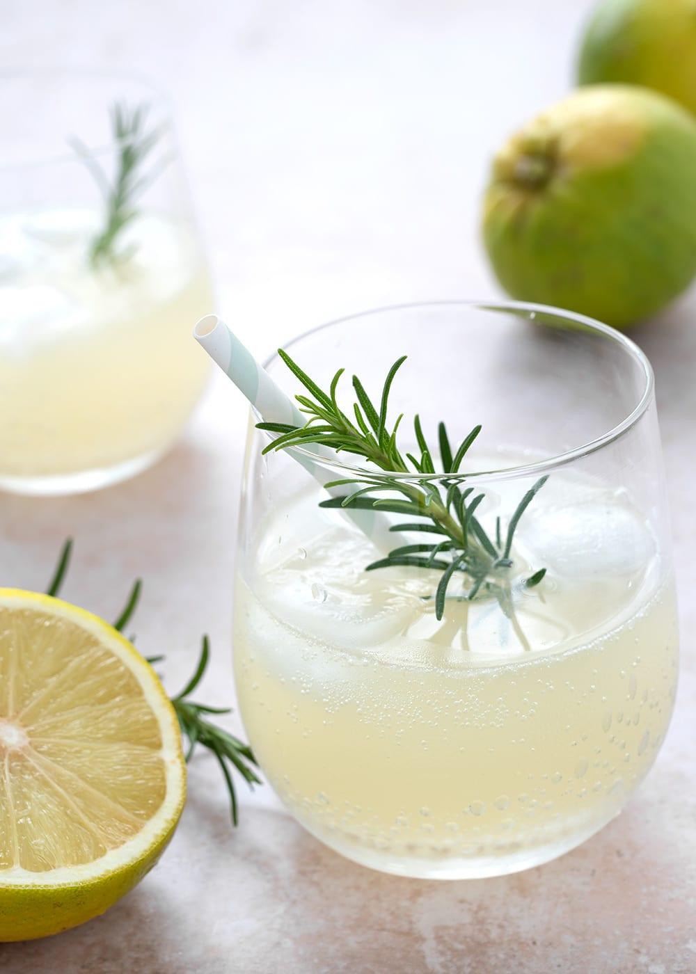 bergamotte cocktail gin